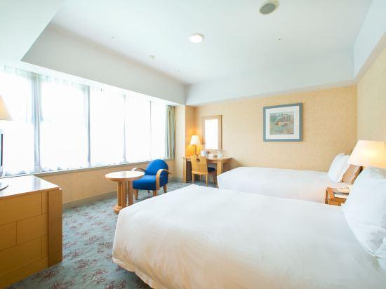 福岡凱悅酒店(Hyatt Regency Fukuoka)嘉賓軒客房