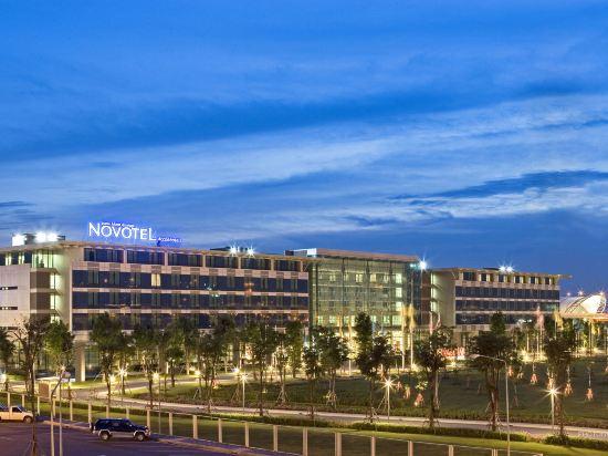 曼谷素萬那普機場諾富特酒店(Novotel Bangkok Suvarnabhumi Airport)外觀
