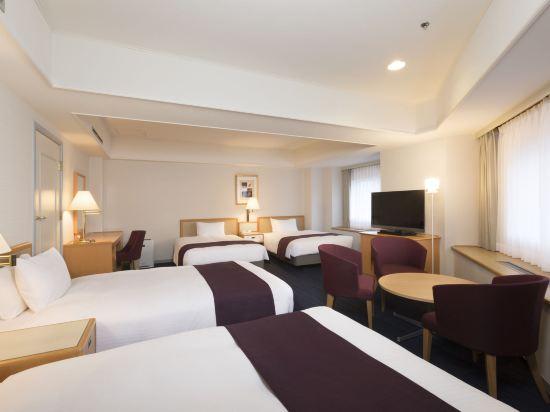 札幌格蘭大酒店(Sapporo Grand Hotel)副樓標準家庭房