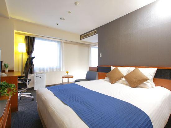 MYSTAYS 名古屋榮酒店(HOTEL MYSTAYS Nagoya Sakae)轉角大床房
