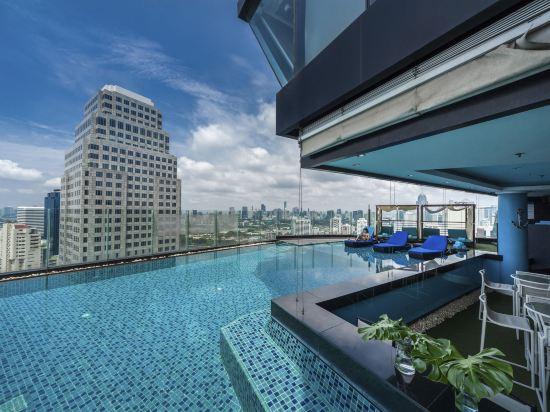 康帕斯酒店集團曼谷歐陸酒店(The Continent Bangkok by Compass Hospitality)健身娛樂設施
