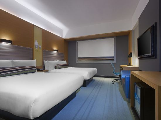 吉隆坡中環廣場雅樂軒酒店(Aloft Kuala Lumpur Sentral)城市景觀房