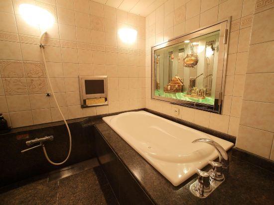 京都南部精品大酒店(僅限成人入住)(Hotel Grand Fine Kyoto Minami (Adult Only))標準大床房