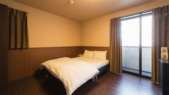 京都施米的西洞院旅館