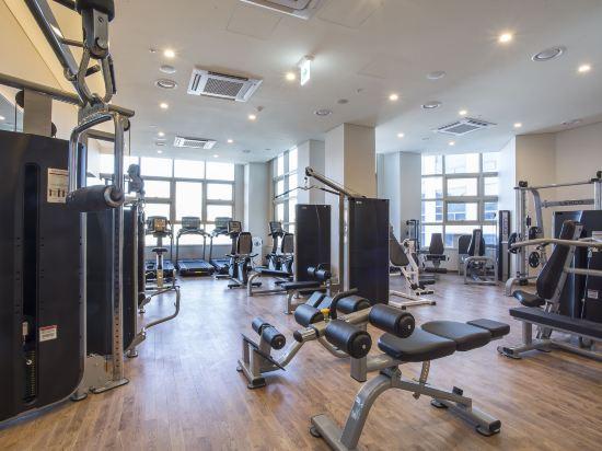森圖姆尚品酒店(Centum Premier Hotel)健身房