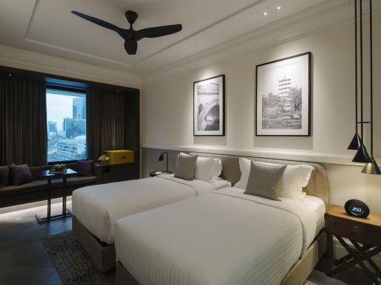 新加坡君樂皇府酒店(Grand Park City Hall Singapore)尊貴房