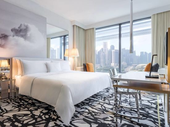 新加坡南岸JW萬豪酒店(JW Marriott Hotel Singapore South Beach)尊貴房