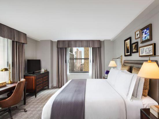 紐約巴克萊洲際大酒店(InterContinental New York Barclay Hotel)一卧豪華套房