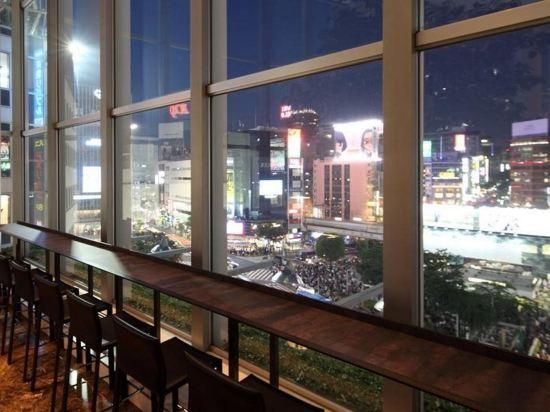 東京東急澀谷卓越大飯店(Shibuya Excel Hotel Tokyu Tokyo)餐廳