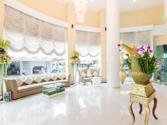 華欣皇家館酒店(Royal Pavilion Hua Hin)公共區域