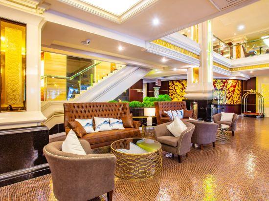 花築·芭堤雅海豚灣酒店(Floral Hotel · Dolphin Circle Pattaya)公共區域