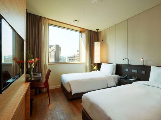 明洞皇冠公園酒店(Crown Park Hotel Seoul)標準房