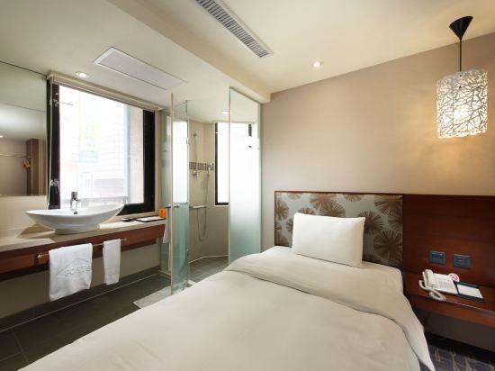 台北福泰桔子商務旅館-館前店(Forte Orange Hotel Guanqian)精緻雙床房