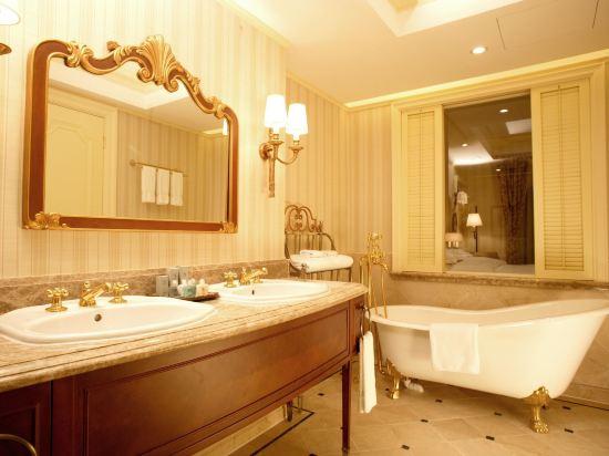 澳門萊斯酒店(Rocks Hotel)豪華客房