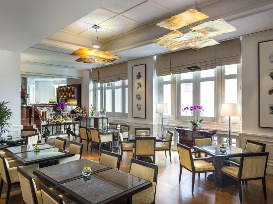 新加坡富麗敦酒店(The Fullerton Hotel Singapore)海峽傳統俱樂部房
