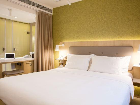 香港逸東酒店(Eaton HK)逸·尚 (開放式大床)