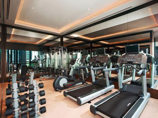 新加坡卡爾頓城市酒店(Carlton City Hotel Singapore)健身房