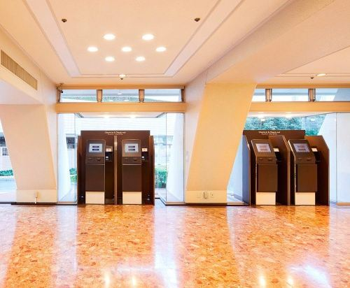 品川王子大飯店(Shinagawa Prince Hotel)公共區域