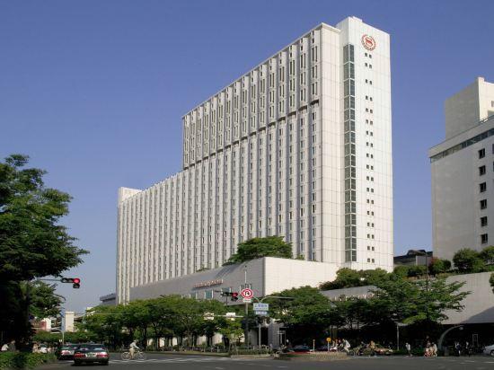 大阪都喜來登酒店(Sheraton Miyako Hotel Osaka)外觀