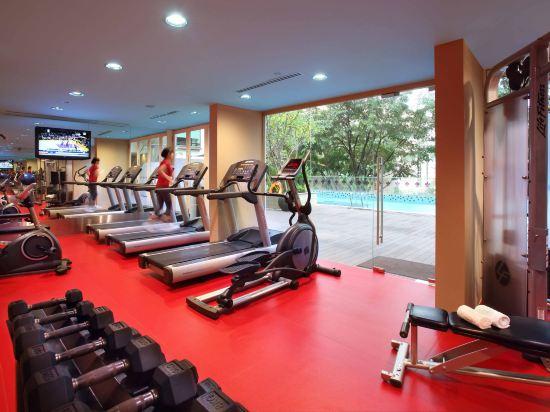 新加坡柏偉詩酒店(Park Regis Singapore)健身娛樂設施