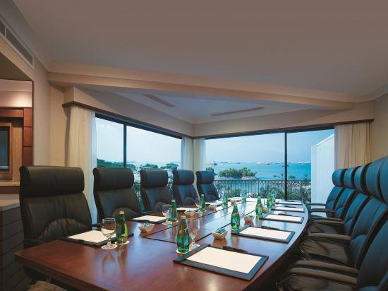 新加坡香格里拉聖淘沙度假酒店(Shangri-La's Rasa Sentosa Resort & Spa)會議室