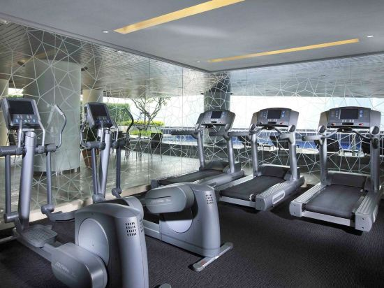 曼谷鉑爾曼G酒店(原曼谷索菲特是隆酒店)(Pullman Bangkok Hotel G)健身娛樂設施