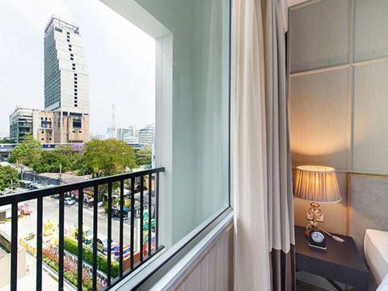 曼谷威爾酒店(Well Hotel Bangkok)豪華房