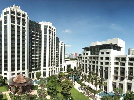 曼谷暹羅凱賓斯基飯店(Siam Kempinski Hotel Bangkok)外觀