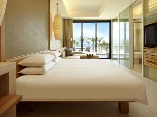 峴港凱悅麗晶渡假村及水療中心(Hyatt Regency Danang Resort and Spa)凱悅俱樂部房