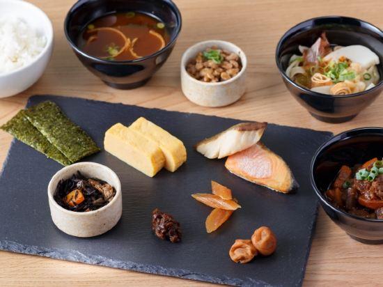 三井花園飯店名古屋普米爾(Mitsui Garden Hotel Nagoya Premier)餐廳