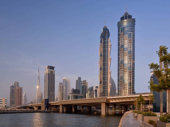 JW Marriott Marquis Hotel Dubai - Reviews for 5-Star Hotels in Dubai |  Trip.com
