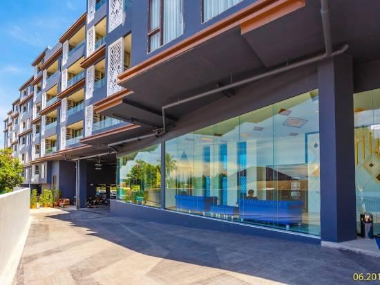 阿里斯托海灘2 - 聖牛 212 號酒店