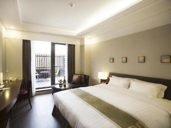 首爾貝斯特韋斯特精品花園精品酒店(Best Western Premier Seoul Garden Hotel)雙人房-帶露台1