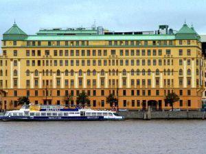 聖彼得堡瓦西里耶夫斯基島萬怡酒店(Courtyard St. Petersburg Vasilievsky)