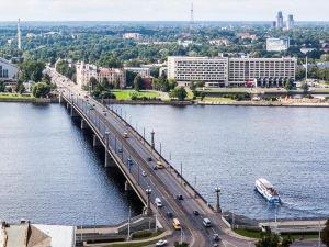 里加道加瓦麗笙藍標酒店(Radisson Blu Daugava Hotel, Riga)