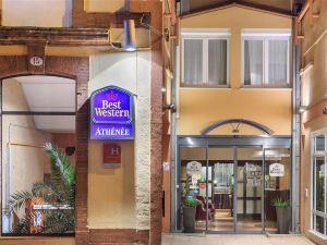 圖盧茲雅典娜快樂文化貝斯特韋斯特酒店(Best Western Athénée by Happyculture Toulouse)