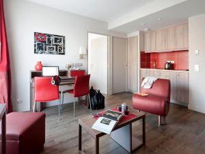 普羅旺斯地區艾克斯中心阿德吉奧公寓式酒店(Aparthotel Adagio Aix-en-Provence Centre)