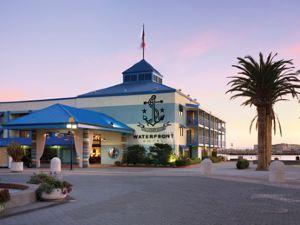 奧克蘭周伊德維烏爾海濱酒店(Waterfront Hotel a Joie de Vivre Hotel Oakland)