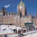 魁北克城費爾蒙勒拉菲弗龍特納克酒店(Fairmont Le Chateau Frontenac Hotel Quebec City)
