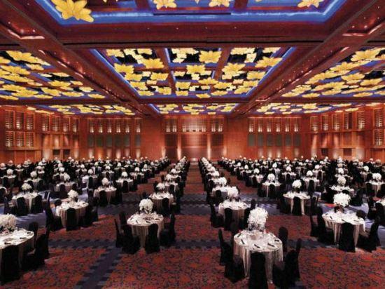 新加坡聖淘沙名勝世界逸濠酒店(Resorts World Sentosa - Equarius Hotel)會議室