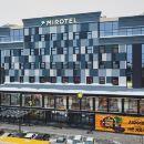 汨羅特爾新西伯利亞酒店(Mirotel Novosibirsk)