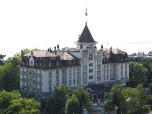洛桑薩沃伊皇家酒店(Hôtel Royal Savoy Lausanne)