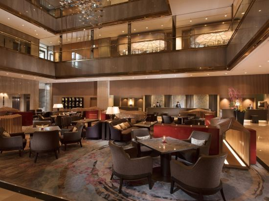 大阪希爾頓酒店(Hilton Osaka Hotel)公共區域