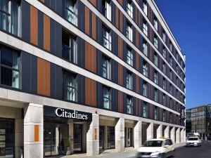 法蘭克福市中心馨樂庭酒店(Citadines City Centre Frankfurt)