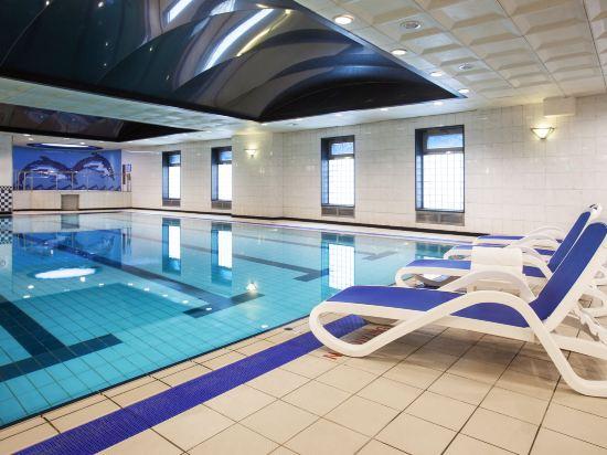 首爾大使鉑爾曼酒店(Grand Ambassador Seoul Associated Pullman)室內游泳池