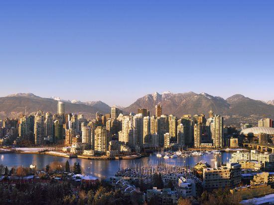 温哥華香格里拉大酒店(Shangri-La Hotel Vancouver)外觀