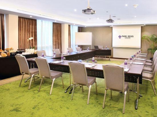 新加坡柏偉詩酒店(Park Regis Singapore)會議室