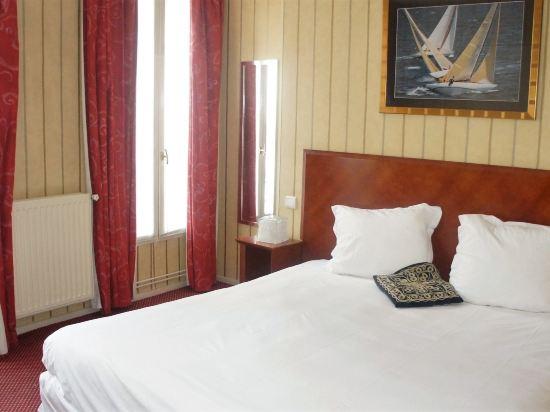 巴黎蒙馬特貝爾維尤酒店(Hôtel Bellevue Montmartre Paris)標準房