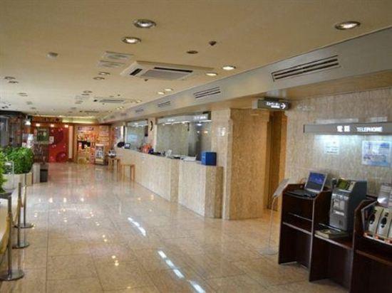 大阪一致酒店(Hotel Consort Osaka)公共區域