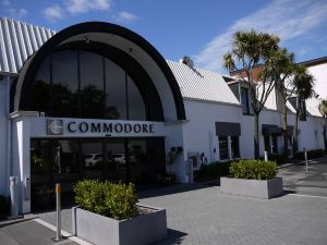 基督城準將機場酒店(Commodore Airport Hotel Christchurch)
